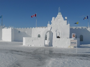 Snow King Castle