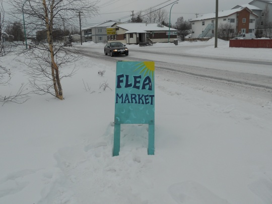 St. Pat's Flea Market