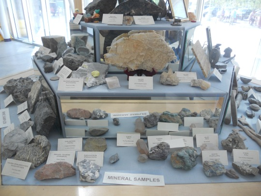 Mineral samples