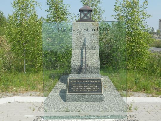 North of 60 Mining Memorial